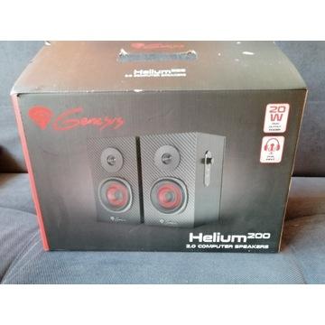 Głośniki do komputera, laptopa Genesis Helium 200