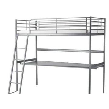 łóżko piętrowe IKEA STRAVA