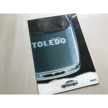 Prospekt Seat Toledo 1