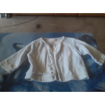 Bluzka zapinaba