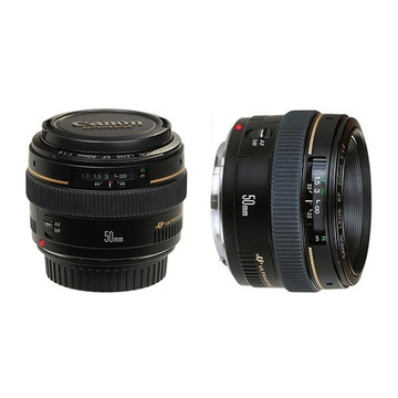 Obiektyw Canon Lens EF 50mm 1:1.4 USM