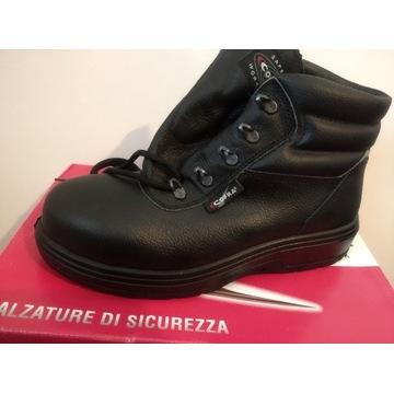 Buty do prac przy asfalcie r.42 Cofra ASPHALT