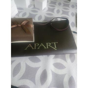 Aparat pudełeczko i torebka prezentowa logowana