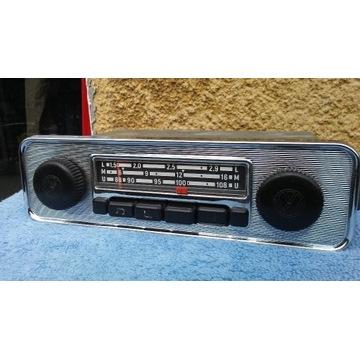 Zabytkowe Radio VW Garbus Bulik Ogórek T1  Z WADĄ
