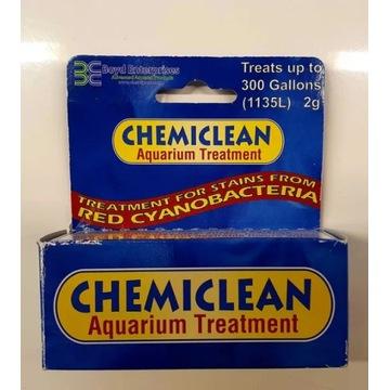 Chemiclean / na cyjanobakterie (sinice) / 2g, nowy