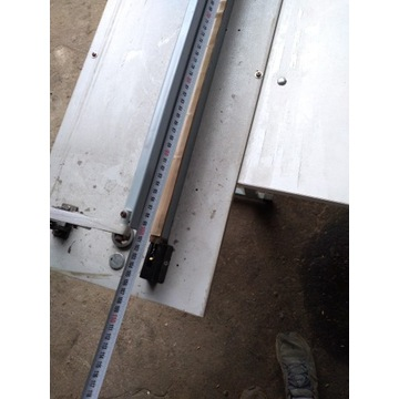 Zgrzewarka nożna naciskowa 100cm 3szt.