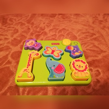 Puzzle Fisher Price
