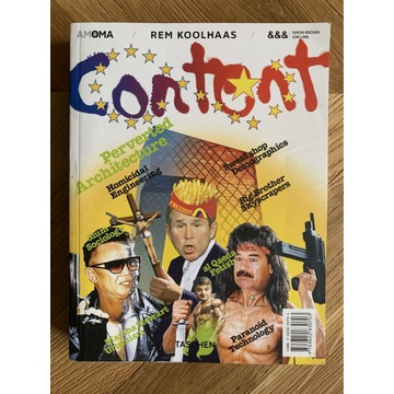Content perverted architecture koolhaas Taschen