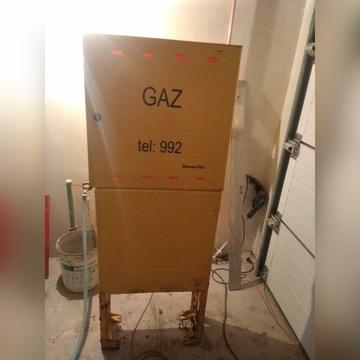 Skrzynka gazowa