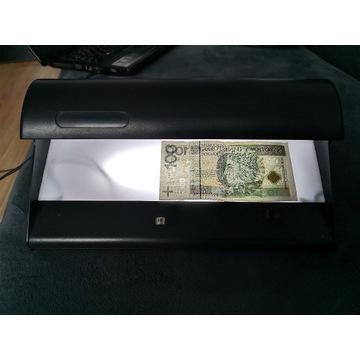Tester banknotów Glover SLD-16 UV/MG