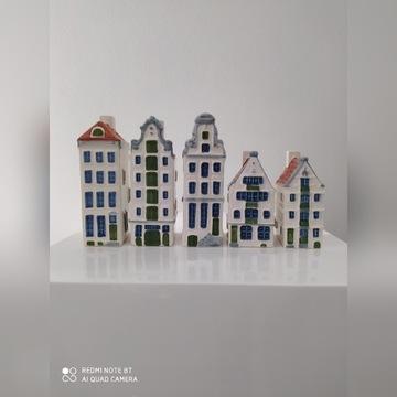 Domki Delft 5szt.