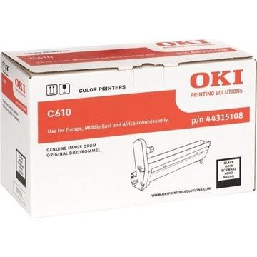 OKI Bęben C610 - BLACK p/n 44315108