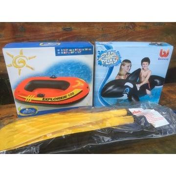 Ponton dla dzieci PRO100 Explorer + ORKA Gratis!!
