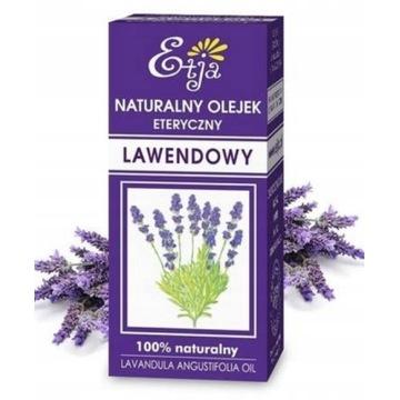 Naturalny olejek eteryczny LAWENDOWY aromaterapia