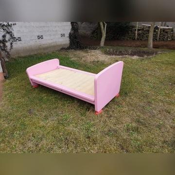 Łozko dla dziewczynki