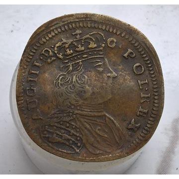 Liczman August III Sas ,rzadki