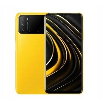 Smartfon Xiaomi POCO M3 4/64GB Yellow zółty Z PL