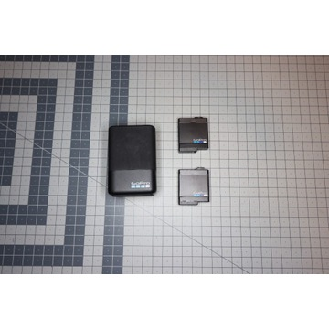 GoPro HERO 8/7/6/5 BLACK Dual Battery Charger