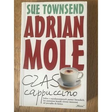 """ Czas cappuccino"" Sue Townsend"