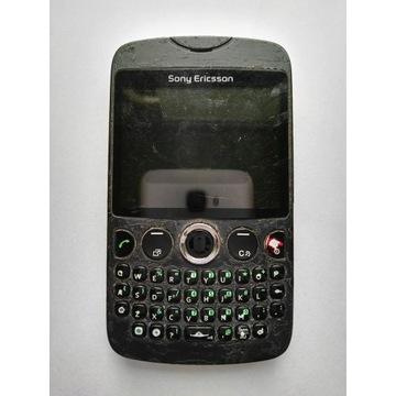 telefon SONY ERICSSON TXT CK13i USZKODZONY