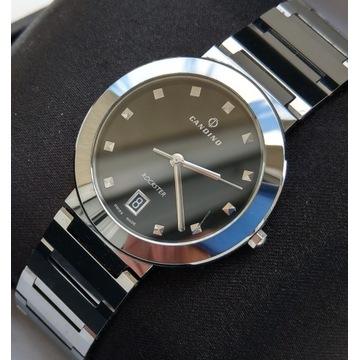 Przepiękny zegarek męski Candino Rockster