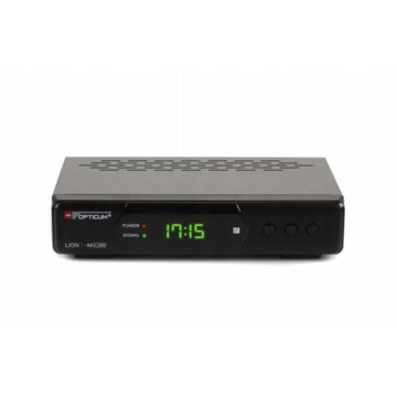 Tuner dekoder Opticum AXLion 5-M DVB-T2 H.265 HEVC