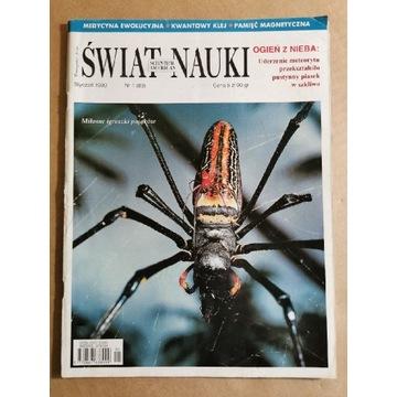 Świat Nauki styczeń 1999 nr 1