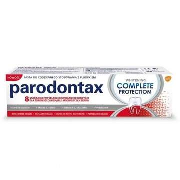 Parodontax Whitening 75 ml - Complete Protection
