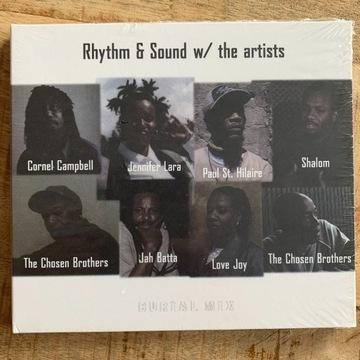 Rhythm & Sound: w/ The Artists