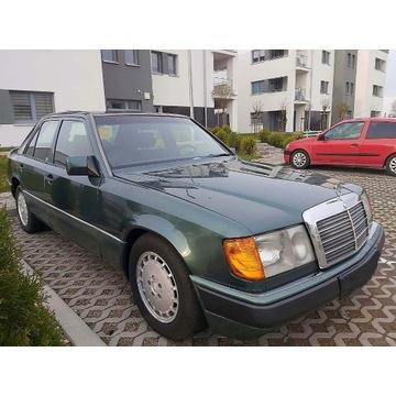 Mercedes 230E 1990 rok, 330.000km, kolekcjonerski