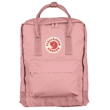 Plecak Kanken Fjallraven 16L pudrowy róż