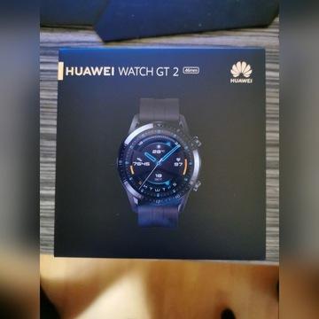 Zegarek Smartwatch Huawei Watch GT2 46mm CZARNY