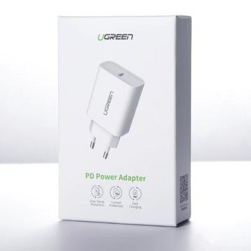 Ładowarka Ugreen 20W USB C