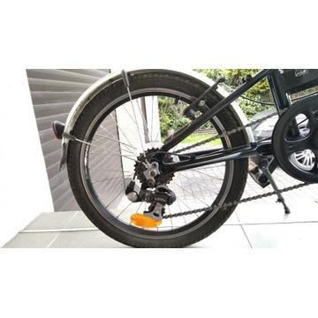 Rower składany Kross