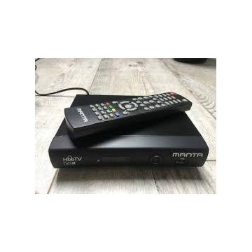 Manta HBBTV DVB-T