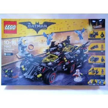 Zestaw LEGO The Batman Movie Super Batmobil 70917