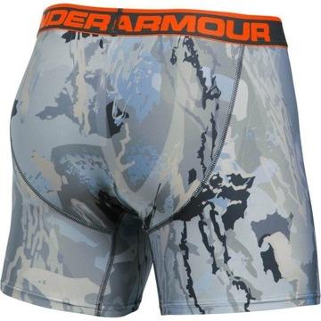 Under Armour Bokserki Camo Boxer Jock HYDRO CAMO L