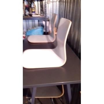 Designerskie kubełki do krzeseł bez konstrukcji
