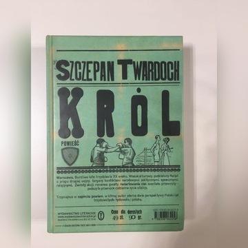 "Szczepan Twardoch ""Król"""