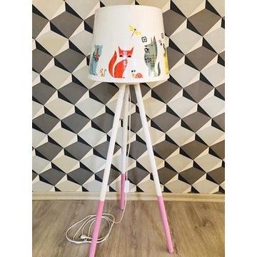Piękna lampa do pokoju dziecka-chłopak/dziewczynka