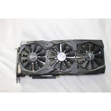 Asus GeForce GTX 1070 ROG Strix OC 8GB