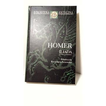 Iliada - Homer - przeł. Kazimiera Jeżewska