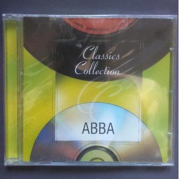 ABBA ClassicCollection CD zafoliwany nieużywany