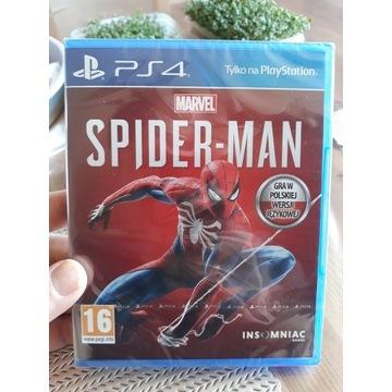 Spiderman PS4 Nowa folia!