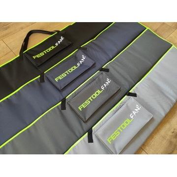 Pokrowiec podwójny torba na szynę do Festool Makit