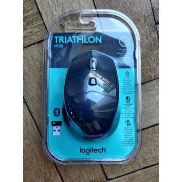 Mysz Myszka Logi Logitech M720 Triathlon gw. Wawa