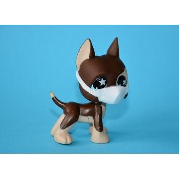Piesek Dog #817 Littlest Pet Shop LPS ORYGINAŁ