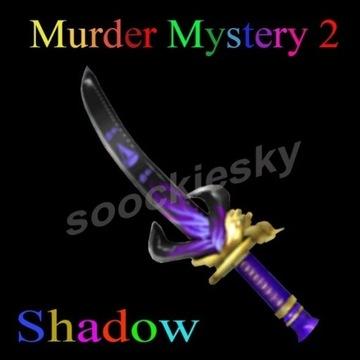 ROBLOX Murder Mystery 2 Shadow