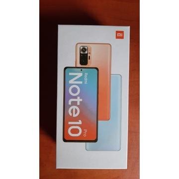 Xiaomi Redmi Note 10 pro 6/128GB Glacier Blue