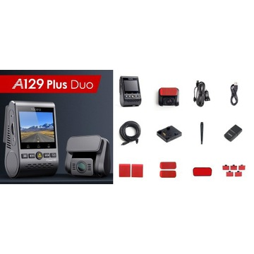 Kamera samochodowa A129 PLUS DUO GPS WIFI
